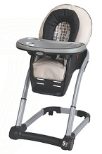 Graco Blossom 4-in-1 Seating System Highchair Vance
