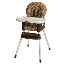 Graco SimpleSwitch Highchair and Booster, Little Hoot